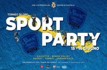 SPORT PARTY torneo 36 ore